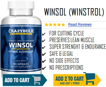 Winstrol For sale