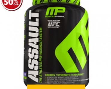 assault musclepharm pre workout