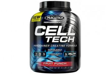 Cell tech supplement facts