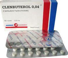 Clenbuterol Dosage
