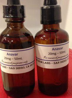 Liquid Anavar